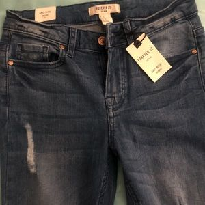 Forever21 denim jeans